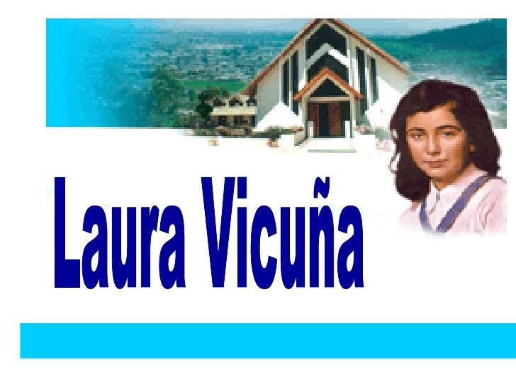 Laura Vicuña