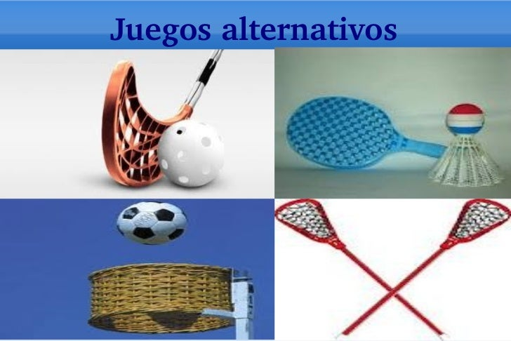 Juegos alternativos
