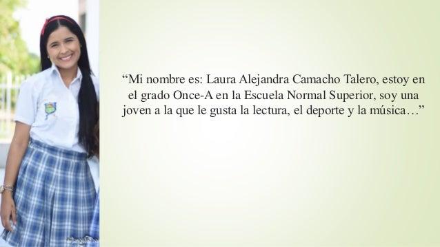 Lauraalejandracamacho Slide 2