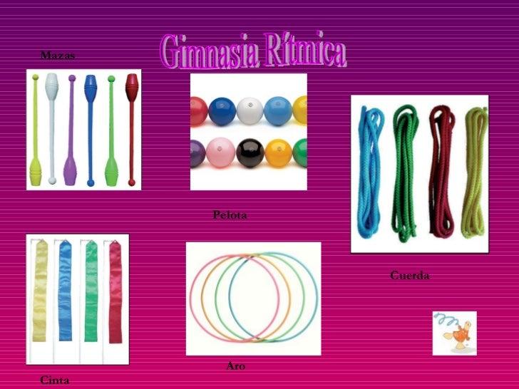 Gimnasia art stica y r tmica for Gimnasia con aparatos