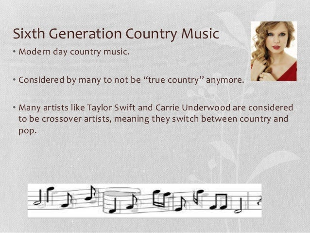 Country Music Powerpoint