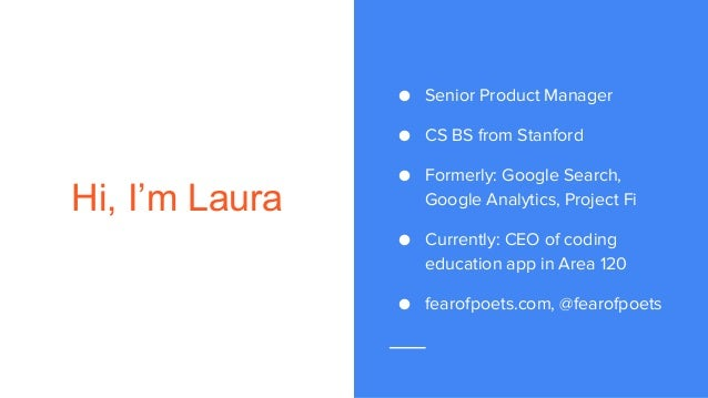 How to Design Inclusive Products by Google's Sr  Product Manager