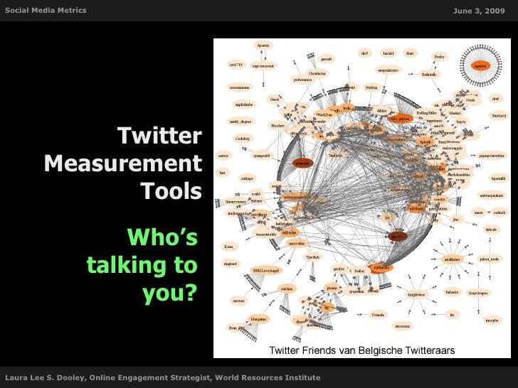 Social Media Metrics                                                           June 3, 2009                   Twitter     ...