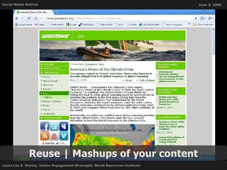Social Media Metrics                                                           June 3, 2009                   Reuse   Mash...