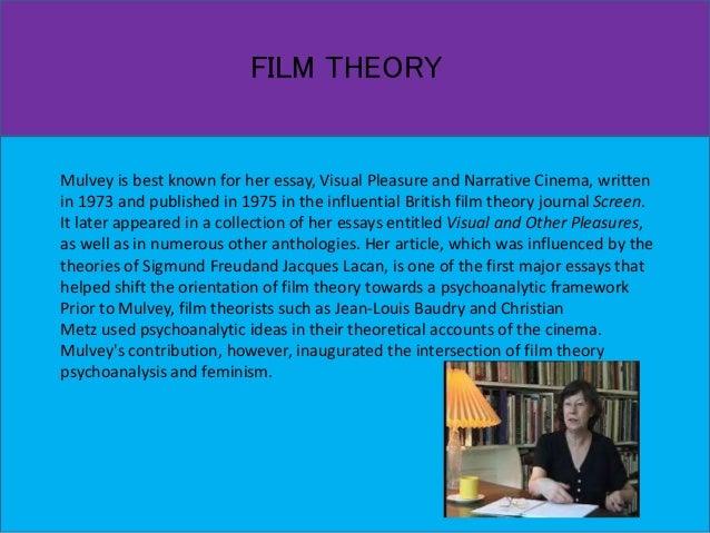 psychoanalytic film theory essay
