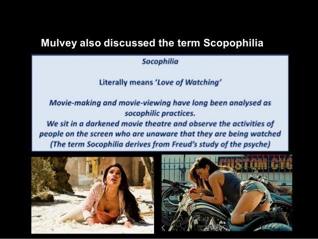 Laura mulvey male gaze essay