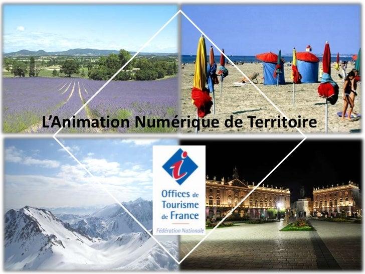 L'Animation Numérique de Territoire