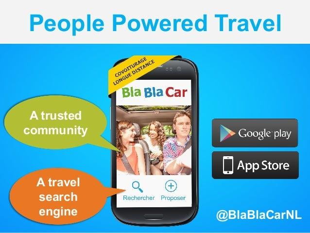 Social Drink-Up ! #8 - BlaBlaCar, from desktop to mobile first - Laure Wagner Slide 3