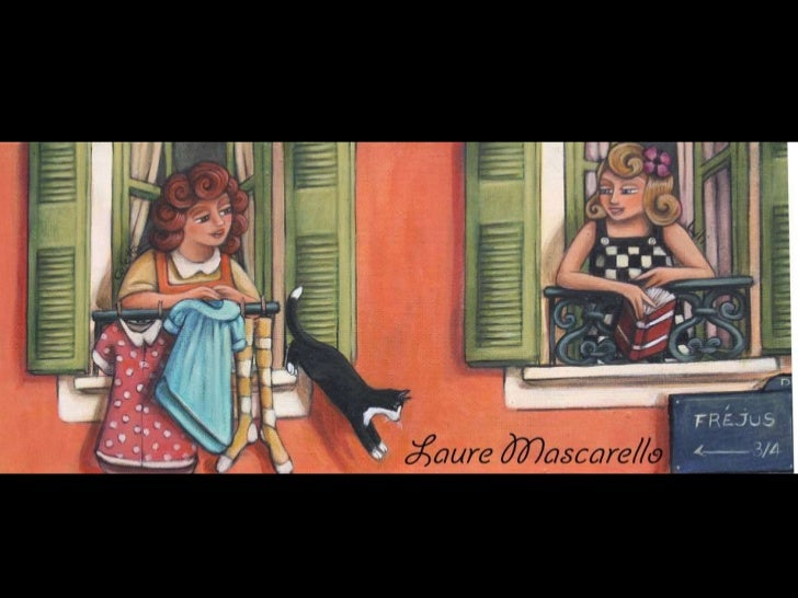 Art - Laure mascarello