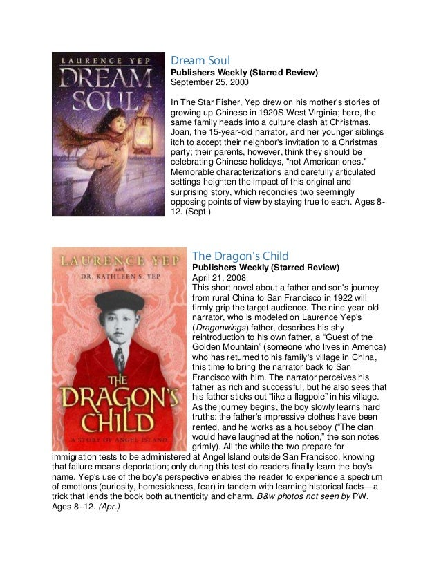 Dragonwings Quiz (by: Laurence Yep)