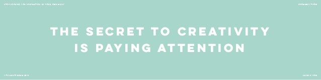 Lauren homFitc Amsterdam 2019 Stop looking for inspiration. Be your own muse! @HomSweetHom The secret to creativity Is pay...