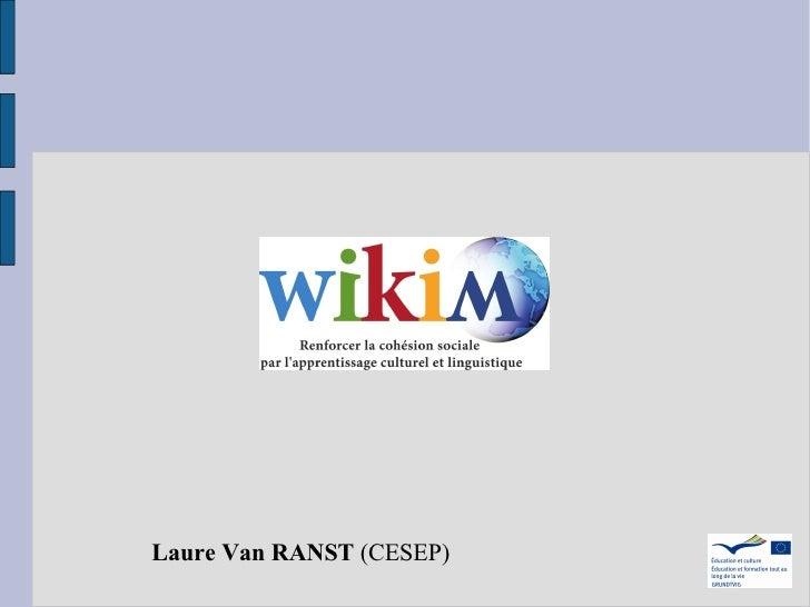 Laure Van RANST  (CESEP)
