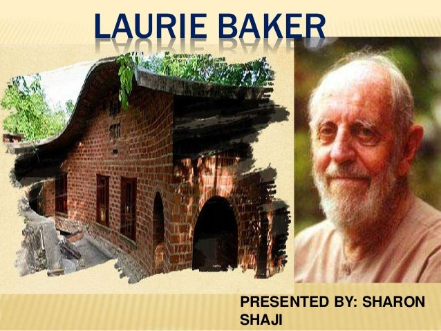 LAURIE BAKER  PRESENTED BY: SHARON  SHAJI