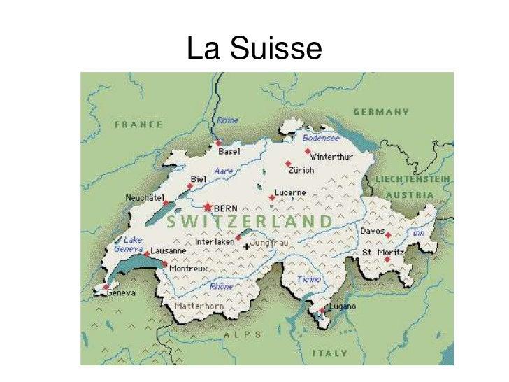 La Suisse<br />