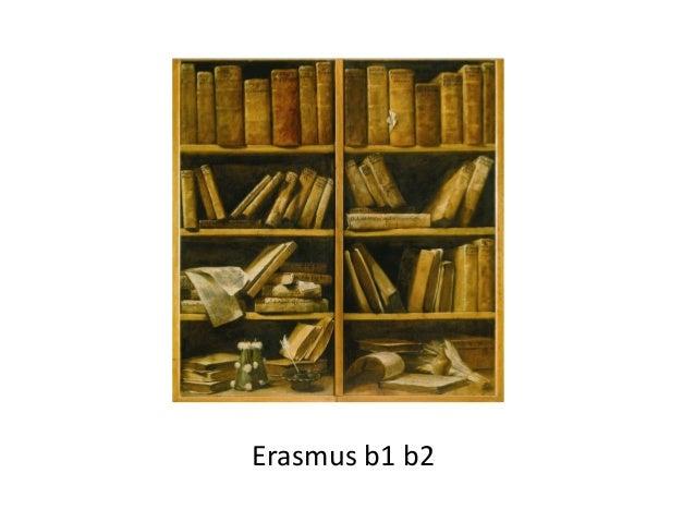 Erasmus b1 b2