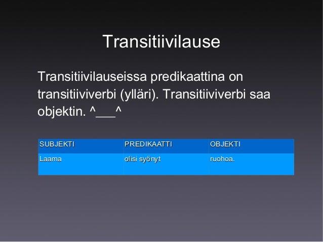 Transitiiviverbi