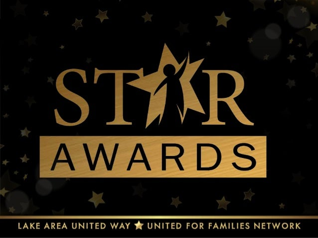 Lake Area United Way : Star Awards