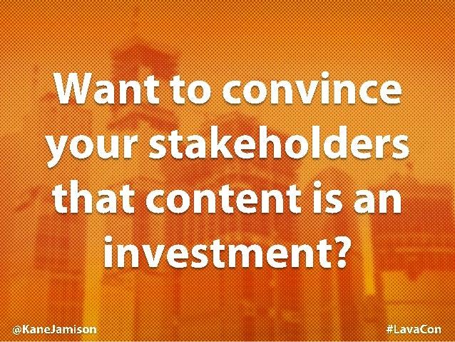 LavaCon - Risk Management for Content Creation Slide 2