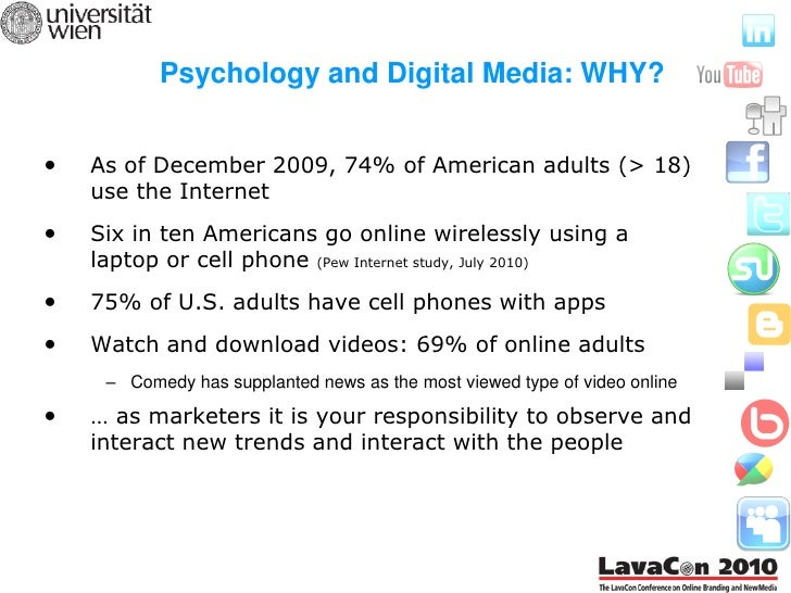Psychology and the media