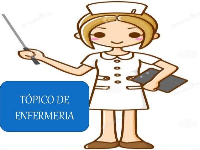 TÓPICO DE ENFERMERIA