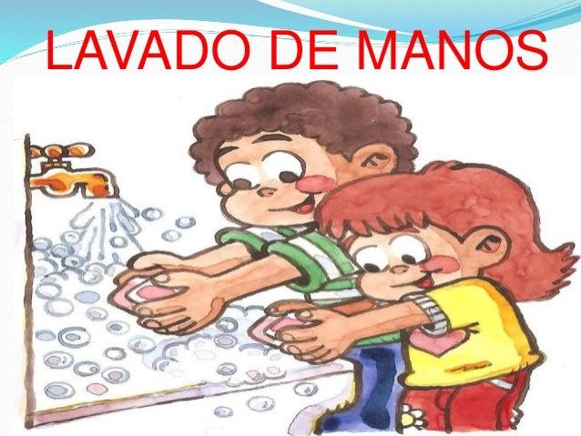 Manualidades de dibujos de lavado de manos lavado de for Lavado de manos en la cocina