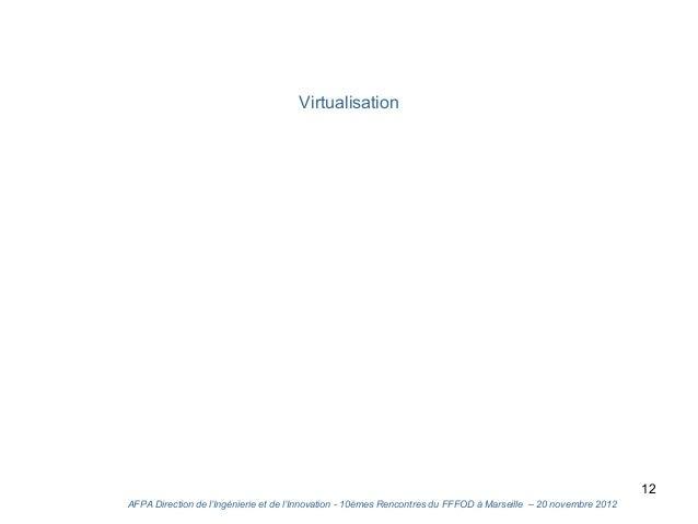 Virtualisation                                                                                                            ...