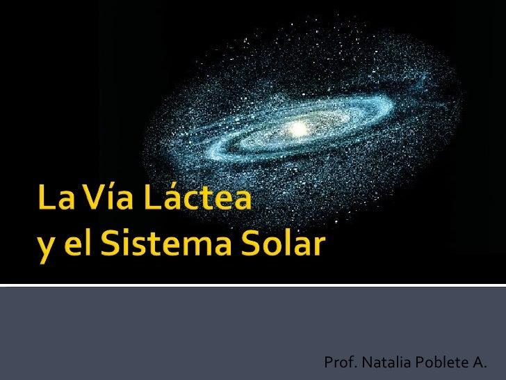 Prof. Natalia Poblete A.