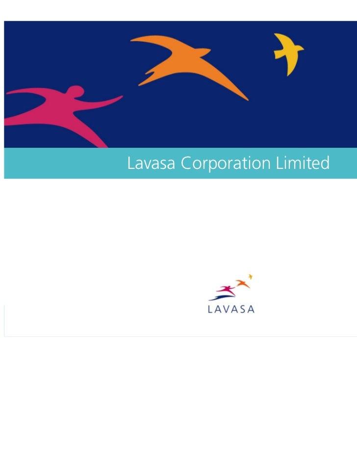Lavasa Corporation Limited                             December'11