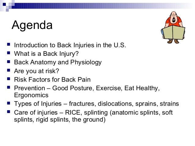 RICE: Injury First Aid