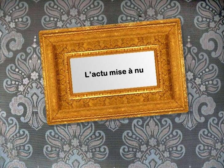 La Veille De Né Kid Du 05.06.09 : la presse et le web Slide 3