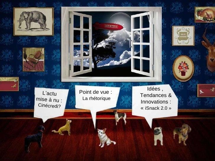La Veille De Né Kid Du 07.10.09 : la rhétorique Slide 2