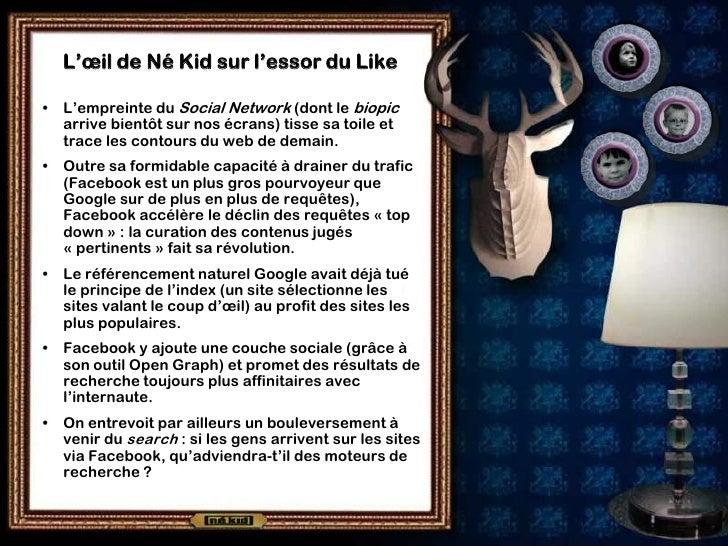 La veille de Né Kid spéciale site de la communication intégrée