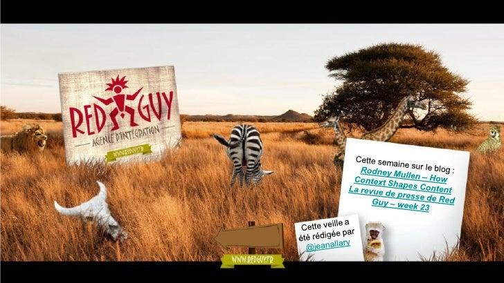 La veille de Red Guy du 13.06.12 : Le marketing LGTB