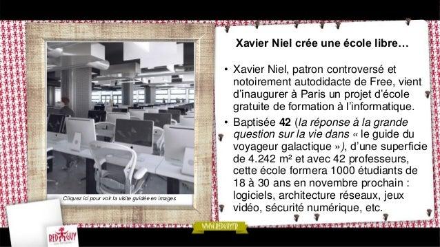 L'œil de Red Guy sur l'école libre de Free • Au cours du débat organisé cette semaine par Europa   Nova, Microsoft, HEC Ma...