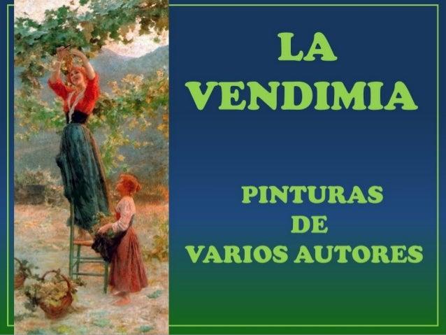 La-Vendimia- Pinturas-de-varios-autores