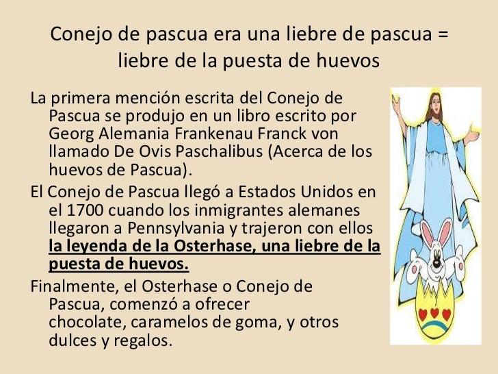 la verdadera pascua jesus vs el conejo de pascuas
