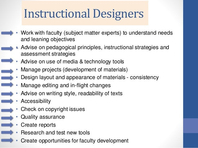 PROCESS PRELIMINARY MEETING understand needs & objectives - get syllabus MEETING/S discuss strategies, propose alternative...