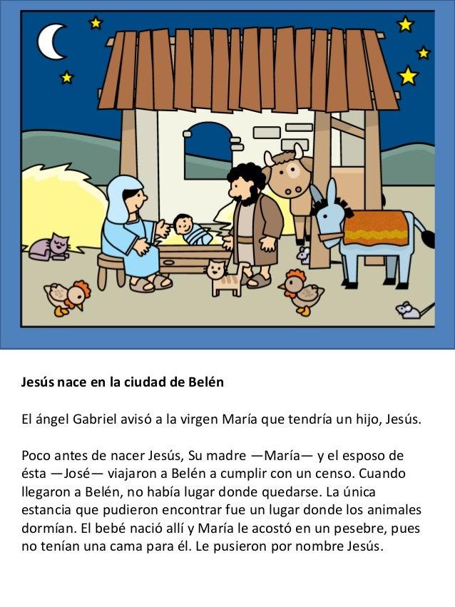 La vida de Jesús para niños