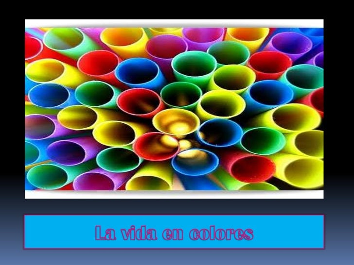 La vida en colores<br />