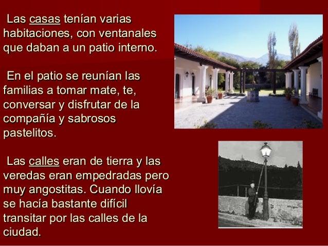 La vida en la poca colonial 1810 for Casas de la epoca actual