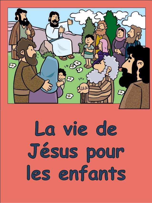 Jésus naît dans la petite ville de Bethléem L'ange Gabriel annonce à la Vierge Marie qu'elle aura bientôt un fils, Jésus. ...