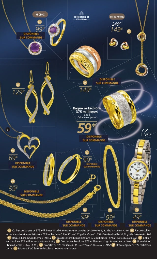 bracelet perle la vie en or
