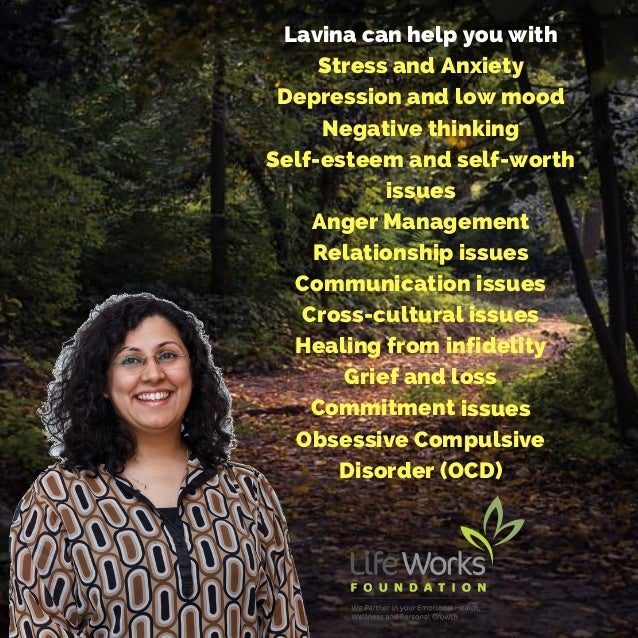 Know more about Dr  Lavina Ahuja, Personal Development Consultant at …