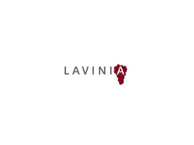 • Creation date : 1999 • Disruptive wine retail concept • Brick & Mortar culture • 3 countries : France, Spain, Switzerlan...