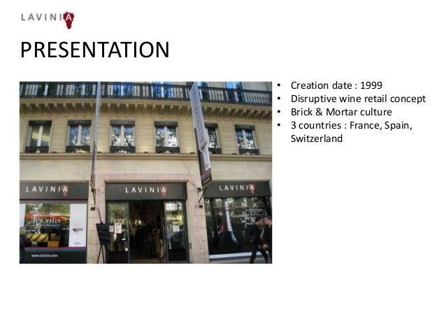 Lavinia cross border presentation Slide 2