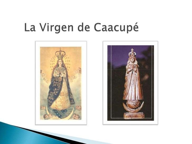 La Virgen de Caacupé<br />