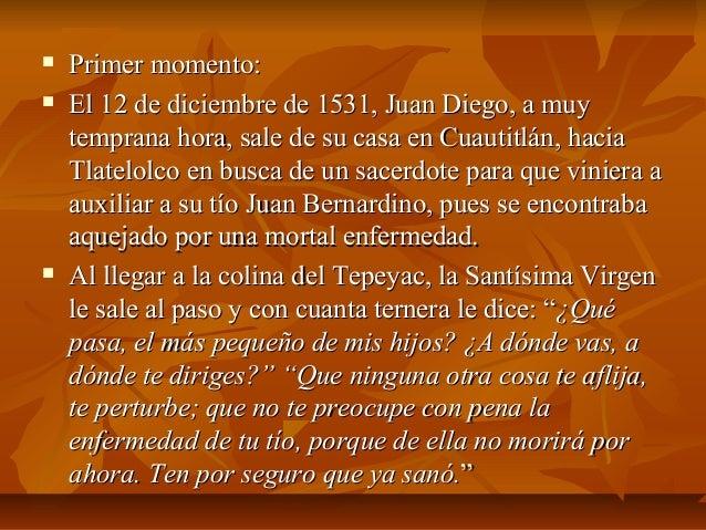La Virgen De Guadalupe Y Juan Diego >> La virgen de guadalupe salud de los enfermos