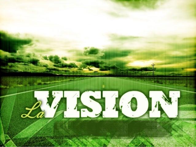 Siete caracteristicas deuna persona de vision