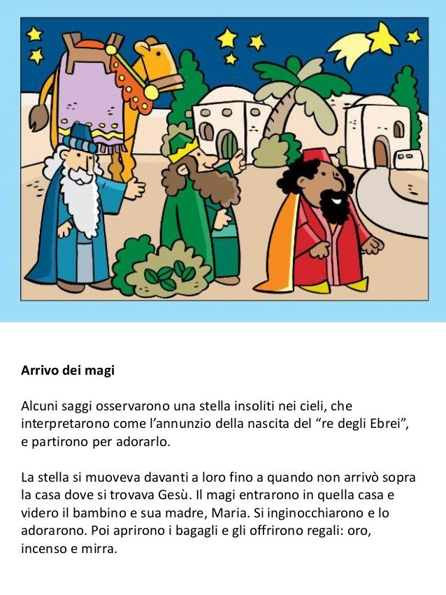 La Vita Di Gesù Per I Bambini