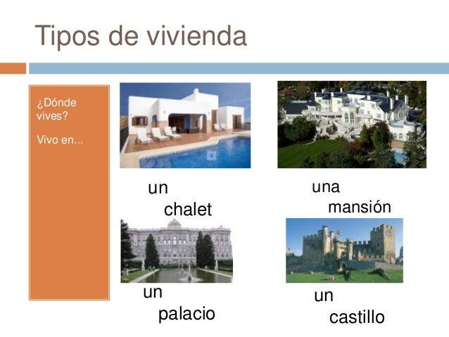 La vivienda for Tipos de techos para viviendas
